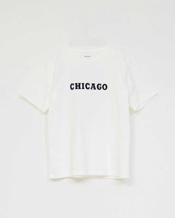 CHICAGO MAP T-SHIRT