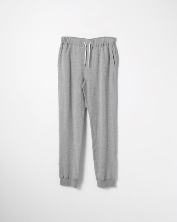 LOOP WHEEL FULL LENGTH PANTS